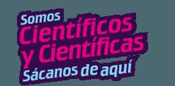 Somos Científicos logo